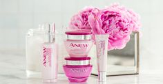 Visibly reduce dullness & improve clarity in your skin with Avon ANEW Vitale!