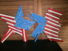 Fourth of July craft for kids