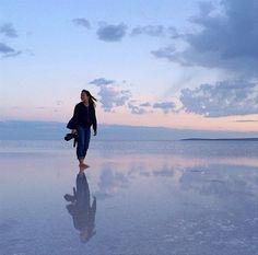 Tuz Gölü-salt lake-Turkey