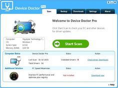 Device Doctor Pro Crack With Activation key Generator Full Free Download