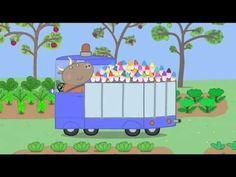 Peppa pig Castellano Temporada 4x22 El pozo de los deseos - YouTube