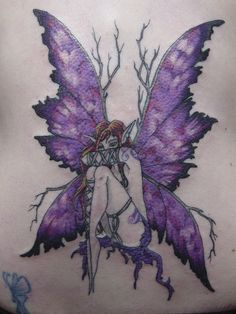 Amy Brown Fairy | Amy Brown Fairy, lower back | Flickr - Photo Sharing!