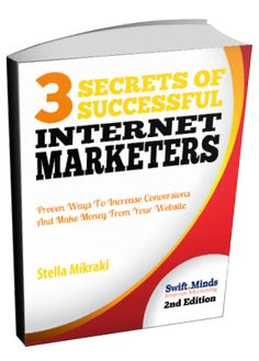 Download your free ebook https://www.swiftminds.one/imsecrets/ and learn how you can convert more website visitors into customers. If you have a website, this three methods will help you to finally monetize it.
