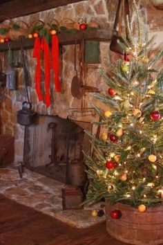 Rustic Country Christmas