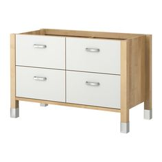 IKEA   VÄRDE, Base Cabinet, Free Standing; Easy To Place And Move