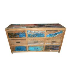 Dresser 9 Drawers now featured on Fab.
