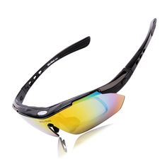 If you are the man who like cycling, you need take this #Sunglasses.It can minimize harmful effects of UV light.Bring it ,you can go anywhere freely.
