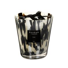 Discover the Baobab Collection Scented Candle - Black Pearls - 16cm at Amara