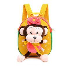 Bobby-Cute Cartoon Kindergarden Backpacks