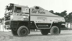 JAN DE ROOY DAKAR 1985 THE BULL