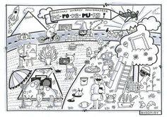 ra, ro, re, ru, ry City Photo, Printables, School, Numbers, English, Logos, Speech Language Therapy, Education, Places