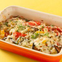 トップシェフのヘルシーレシピ - vol.04 プロヴァンス風野菜のマグロとチーズの重ね焼き
