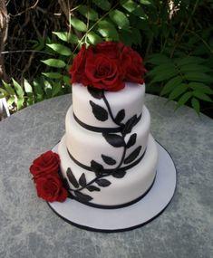Wedding cake. i think yes