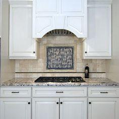 Kitchen Photos Backsplash Design Ideas, Pictures, Remodel, and Decor - page 6