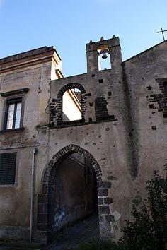 Randazzo, Sicily, Italy
