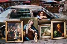 Steve McCurry,Italy