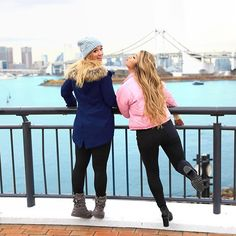 traveling the world w/ your best friend ♡ ps..who would you travel the world with? tag them below!! ✌️