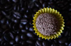 Ninas kleiner Food-Blog: Tiramisu-Pralinen