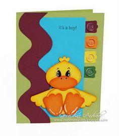 punch art duck
