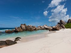 Anse Marron, La Digue