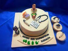 Doctor cake baby cake