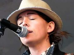 "Brandi Carlile - ""Crazy""  - Patsy Cline cover @ Edmonton Folk Music Festival 2011  yes yes and more yes. :)"
