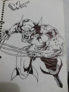 #Wolverine