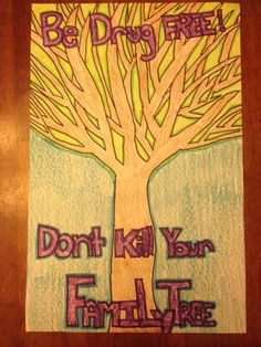 Drug free poster idea. Addiction Quotes, Addiction Recovery, Poster Designs, Poster Ideas, Drug Free Posters, Star Wars Classroom, Red Ribbon Week, Essay Contests, Recovery Quotes