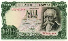 José Echegaray. 1000 pesetas                                                                                                                                                                                 Más