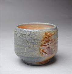 Tea Bowl Chawan Wood Fired by JohnMcCoyPottery on Etsy, $40.00