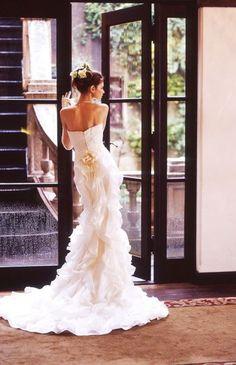 整えたボディを一番引き立たせるドレス!マーメイドラインでとびきり美しく♡にて紹介している画像