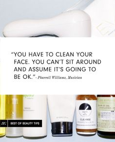 More tips—> https://intothegloss.com/2015/10/best-beauty-tips/