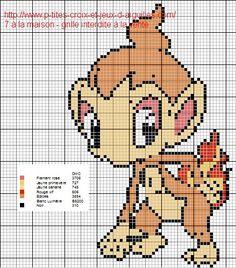 Otaquin pixel art pinterest dessin pixel pixel et dessin - Pokemon ouisticram ...
