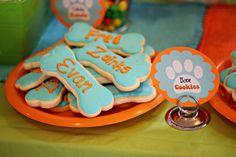 Scooby Doo cookies