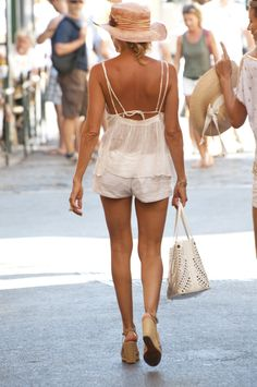 Summer in Saint-Tropez.