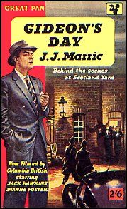 Gideon's Day - J.J. Marric (John Creasey)