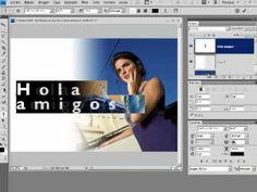 Tutorial: Como editar textos en photoshop