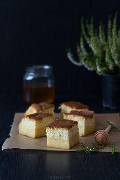 Modern Taste: Miodowe magiczne ciasto