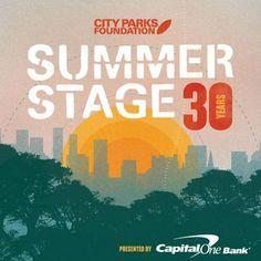 New York's SummerStage 2015 schedule revealed