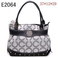 US1419 Coach Handbags Outlet E2064 - White 1419