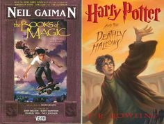 25 years ago, Neil Gaiman introduced another bespectacled teen boy with a magical destiny.