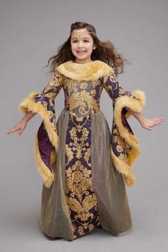 Medieval Princess Costume for Girls: #Chasingfireflies $89.00$18.00$18.00$90.00