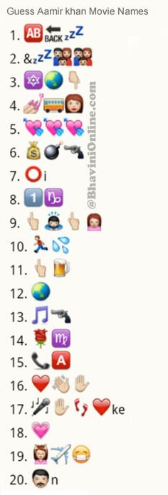 7 Best Puzzles images in 2017 | Emoji quiz, Guess the movie