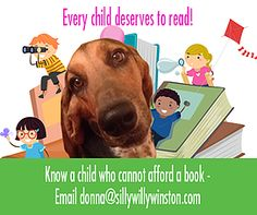 Silly Willy Winston uses his unusual traits in these children's books as an unlikely hero and steadfast friend that young readers can relate to and admire.