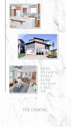 If you love lake-life this Lismore is in the place at Sylvan Lake, AB. It's unique modern exterior is eye-catching, but neutral clean interior finishes make it the ideal move-in-ready home for someone particularly stylish and ready to add their own flair! email rhdonda@abbeyplatinum.ca Sylvan Lake, Private Viewing, Modern Exterior, Lake Life, Next At Home, Ps, Dreaming Of You, Neutral, New Homes