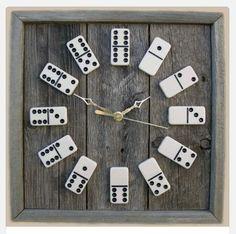 Reloj dominó
