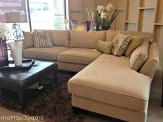 Lazyboy Sinclair sectional Living Room Pinterest Lazyboy