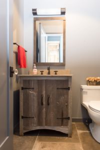 Hellyer Custom Builders new construction home in Naperville Bathroom Kids, Master Bathroom, Bathrooms, Jack And Jill Bathroom, Custom Builders, Guest Bath, White Oak, New Construction, Projects