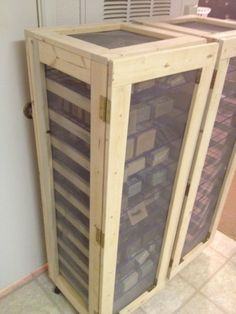 Curing Cabinets *pics!*