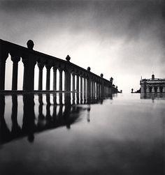 Acqua Alta Reflection, Venice, Italy. 1987